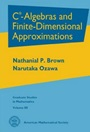 C-algebras and Finite-dimensional Approximations - ISBN 9780821843819