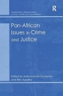 Pan-African Issues in Crime and Justice - ISBN 9781138205277