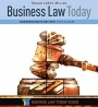 Business Law Today, Comprehensive - ISBN 9781305575011
