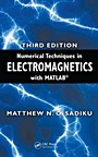 Numerical Techniques in Electromagnetics with MATLAB, 3 Rev ed. - ISBN 9781420063097