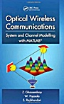Optical Wireless Communications: System and Channel Modelling with MATLAB - ISBN 9781439851883