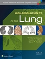 High-Resolution CT of the Lung, 5 Rev ed. - ISBN 9781451176018