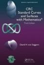 CRC Standard Curves and Surfaces with Mathematica, Third Edition - ISBN 9781482250213