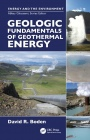 Geologic Fundamentals of Geothermal Energy - ISBN 9781498708777