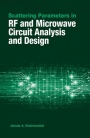 Scattering Parameters in RF and Microwave Circuit Analysis and Design: 2016 - ISBN 9781630810931