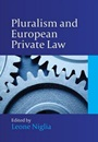 Pluralism and European Private Law - ISBN 9781849463379
