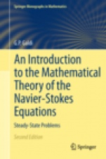 An Introduction to the Mathematical Theory of the Navier-Stokes Equations - ISBN 9780387096193