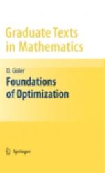 Foundations of Optimization - ISBN 9780387344317