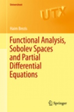 Functional Analysis, Sobolev Spaces and Partial Differential Equations - ISBN 9780387709130