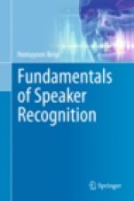 Fundamentals of Speaker Recognition - ISBN 9780387775913