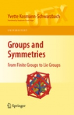 Groups and Symmetries - ISBN 9780387788654