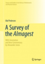 A Survey of the Almagest - ISBN 9780387848259