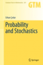 Probability and Stochastics - ISBN 9780387878584