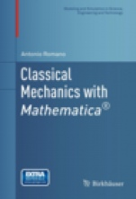 Classical Mechanics with Mathematica - ISBN 9780817683511