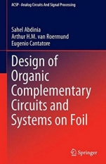 Design of Organic Complementary Circuits and Systems on Foil - ISBN 9783319211879