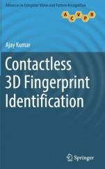 Contactless 3D Fingerprint Identification - ISBN 9783319676807