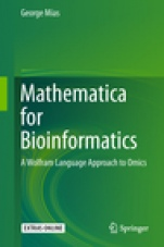 Mathematica for Bioinformatics: A Wolfram Language Approach to Omics - ISBN 9783319723761