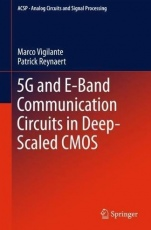 5G and E-Band Communication Circuits in Deep-Scaled CMOS - ISBN 9783319726458