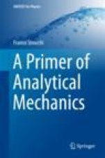 A Primer of Analytical Mechanics - ISBN 9783319737607
