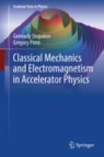 Classical Mechanics and Electromagnetism in Accelerator Physics - ISBN 9783319901879