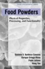 Food Powders - ISBN 9780306478062