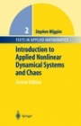 Introduction to Applied Nonlinear Dynamical Systems and Chaos  - ISBN 9780387001777