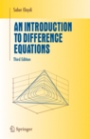 An Introduction to Difference Equations - ISBN 9780387230597