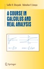 A Course in Calculus and Real Analysis - ISBN 9780387305301