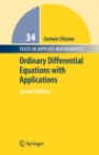 Ordinary Differential Equations with Applications - ISBN 9780387307695