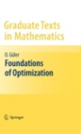 Foundations of Optimization - ISBN 9780387344317