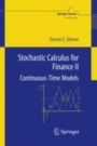 Stochastic Calculus for Finance II - ISBN 9780387401010