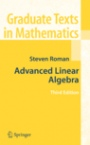 Advanced Linear Algebra - ISBN 9780387728285
