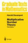 Multiplicative Number Theory - ISBN 9780387950976