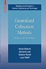 Generalized Collocation Methods: Solutions to Nonlinear Problems - ISBN 9780817645250