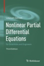 Nonlinear Partial Differential Equations for Scientists and Engineers - ISBN 9780817682644