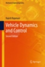 Vehicle Dynamics and Control - ISBN 9781461414322