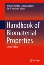 Handbook of Biomaterial Properties - ISBN 9781493933037
