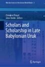 Scholars and Scholarship in Late Babylonian Uruk - ISBN 9783030041755