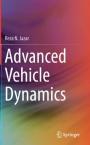 Advanced Vehicle Dynamics - ISBN 9783030130602