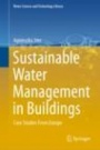 Sustainable Water Management in Buildings - ISBN 9783030359584