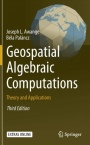 Geospatial Algebraic Computations: Theory and Applications - ISBN 9783319254630