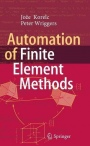 Automation of Finite-Element-Methods - ISBN 9783319390031