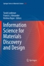 Information Science for Materials Discovery and Design - ISBN 9783319795416