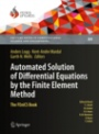 Automated Solution of Differential Equations by the Finite Element Method - ISBN 9783642230981