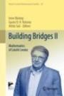 Building Bridges II - ISBN 9783662592038