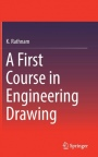 A First Course in Engineering Drawing - ISBN 9789811053573