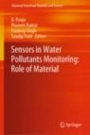 Sensors in Water Pollutants Monitoring: Role of Material - ISBN 9789811506703