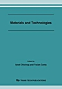 Materials and Technologies - ISBN 9780878494606