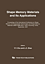 Shape Memory Materials and their Applications - ISBN 9780878498963