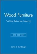 Wood Furniture: Finishing, Refinishing, Repairing - ISBN 9780025178717